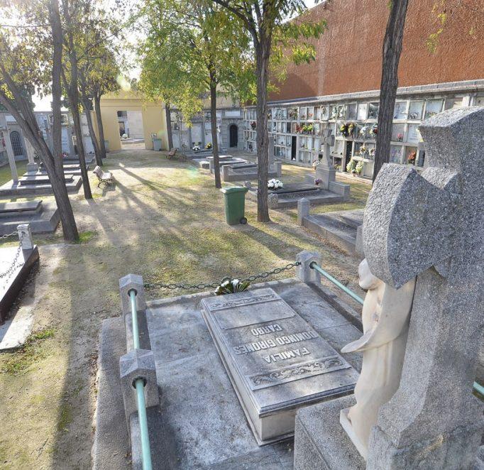 Cementiri dels Caputxins zona ampliacio¦ü de llevant-5