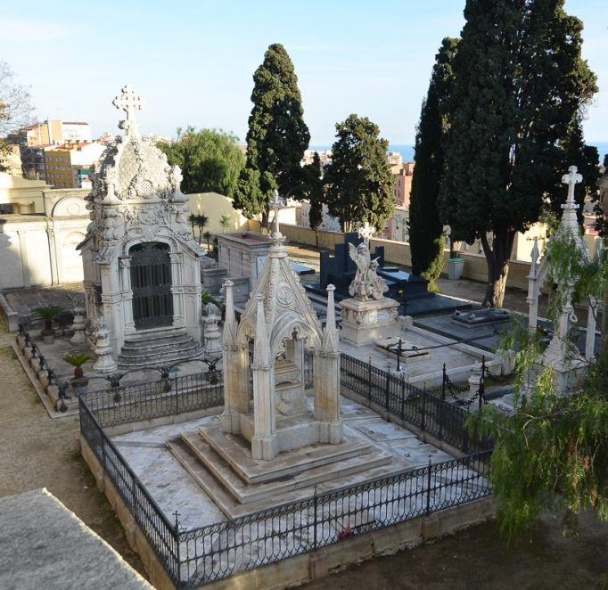 Cementiri dels Caputxins zona panteons-6